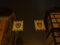 A l'entrée d'Eguisheim...