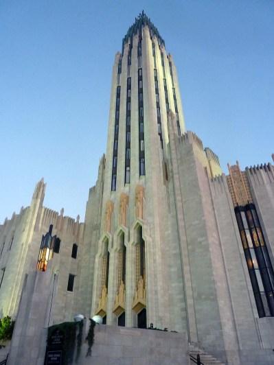 L'église méthodiste de Tulsa.