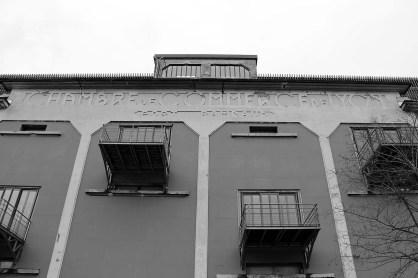 L'ancienne chambre de commerce de Lyon.