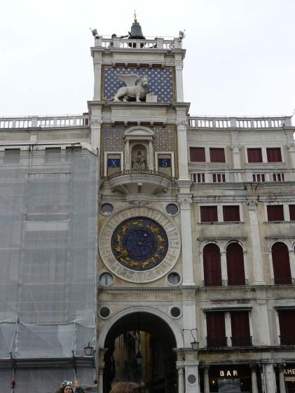 Il faut toujours des travaux pour sauver Venise...