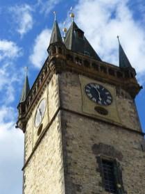 L'église de Notre-Dame du Týn.