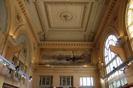 La gare des Brotteaux a été en service de 1859 à 1983.