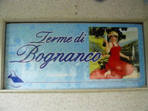 Bienvenue à Bognanco.