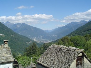 Dans les Alpes italiennes.