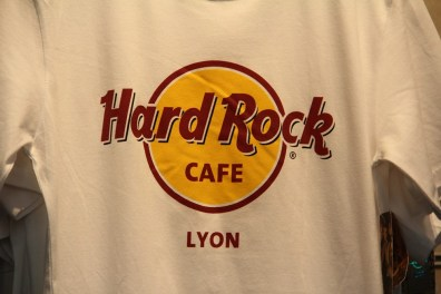 Tee-shirt du Hard Rock Café