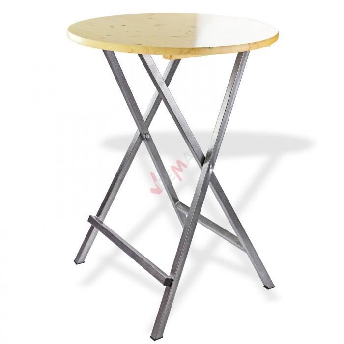 table bistrot haute mange debout pliable visby