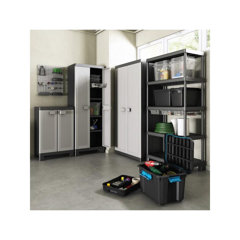 armoire double haute logico pvc