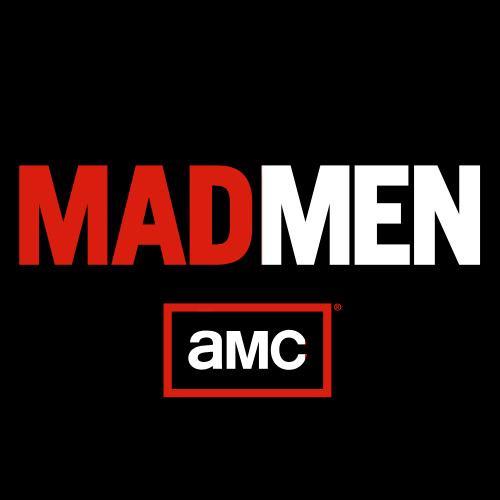 Mad Men AMC TV logo