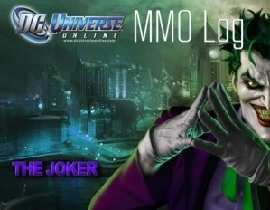 DC Universe Online Demagaga MMO Log: Joker Banner