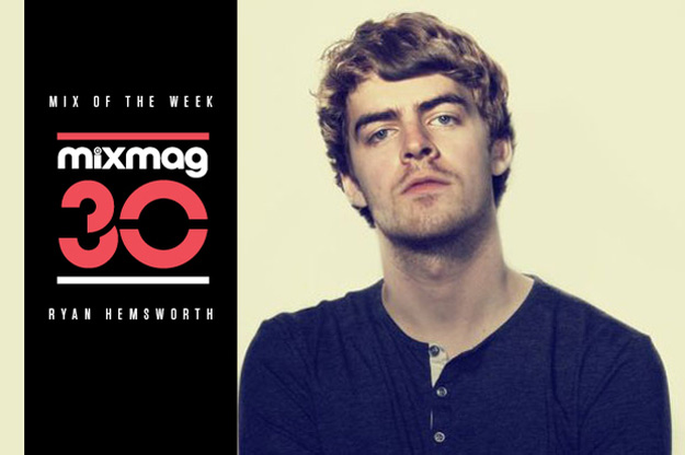 MP3 Hip Hop Mix Ryan Hemsworth