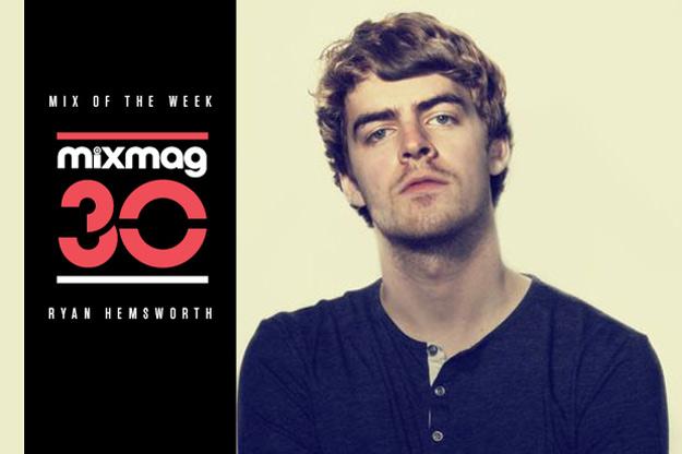 MP3 Hip Hop Mix Ryan Hemsworth