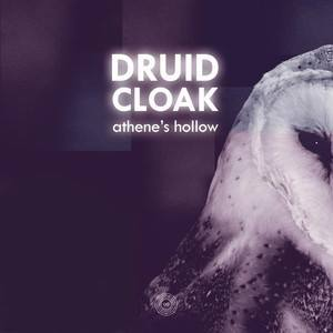 Druid Cloak - Blue Flame