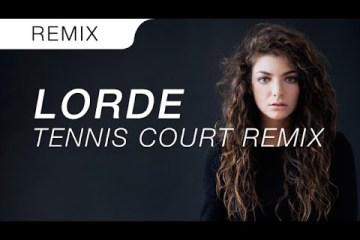 Lorde - Tennis Court (Diplo Remix)