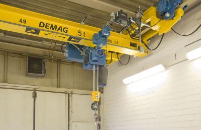 Chain hoists | Demagcranes