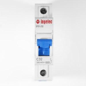 Disjoncteur Ingelec unipolaire 32 A