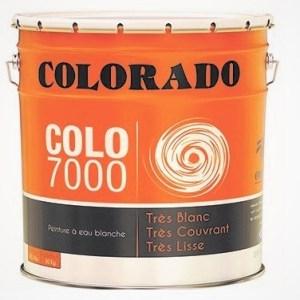 Peinture Colorado COLO 7000 30KG – Haute Résistance