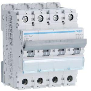 HAGER MCA440 - Disjoncteur 40A