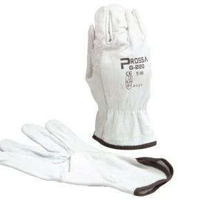 Gants de protection en cuir bovin PROSSA G-220