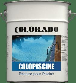Colorado Peinture pour piscine