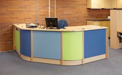 example of a circulation desk