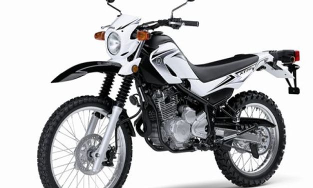 Manual Yamaha XT250