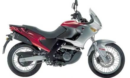 Aprilia Pegaso 650 manual de desarme de la moto