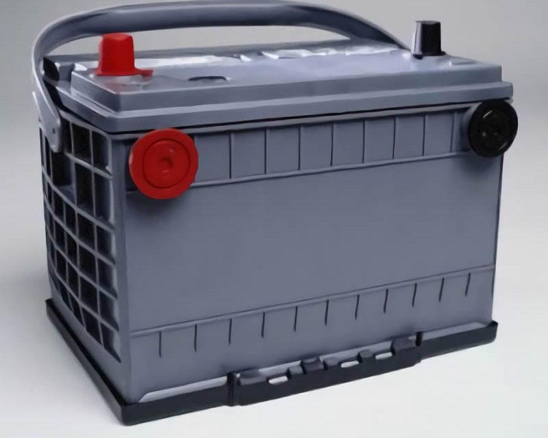 Comprobacion y carga de la bateria