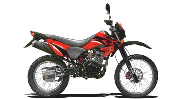 Zanella ZR200