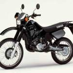 Manual Yamaha dt 125 R 2000