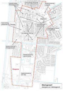 Plangebied Herstructurering Wieringerwerf