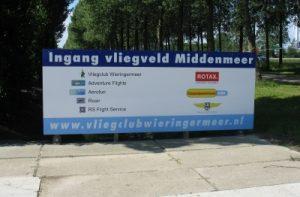 'Vliegveld Middenmeer' - Foto: Vliegveldmiddenmeer