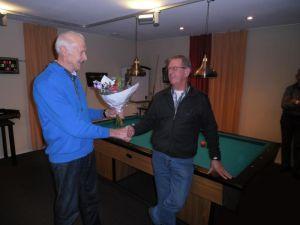 Biljartkampioen t Veld 2016
