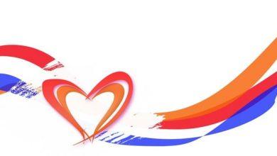 Photo of Kreileroord kleurt oranje, rood, wit en blauw met wedstrijdje huis versieren