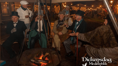 Photo of Beleef de tijd van Dickens in Medemblik