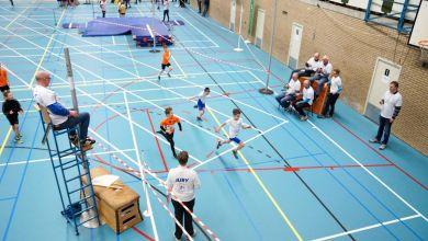 Photo of Agriport A7 Jeugd indoorwedstrijd bij Atletiekvereniging Wieringermeer
