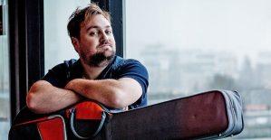 Tim Knol met Lost & Found 2 in De Cultuurschuur