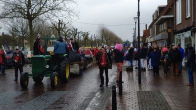 Photo of Carnavalsoptocht tussen de buien door