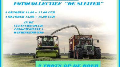 Photo of Fotocollectief De Sluiter exposeert op 3 en 4 oktober in de Cultuurschuur