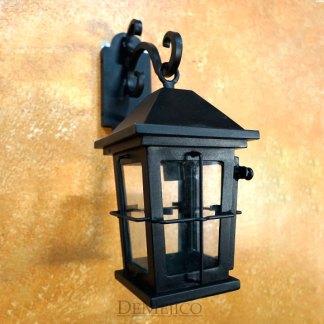 lantern style wall mount