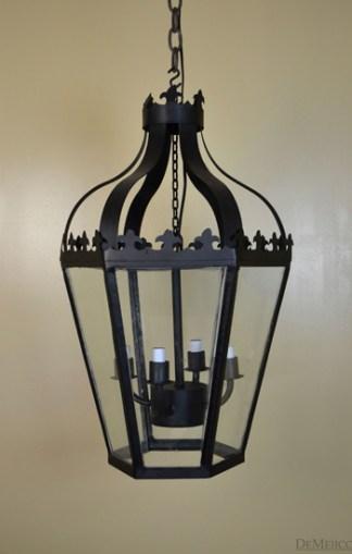 spanish pendant light