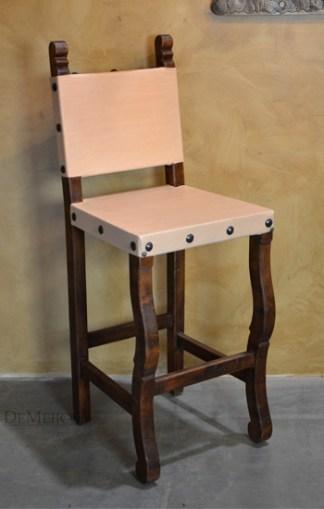 Spanish Colonial bar stool