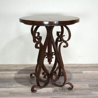 Spanish rustic bar table