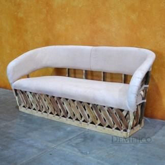 Spanish Style Seating, Spanish Equipal Chairs, Mexican Lounge Sofa, Equipal Sofa, Equipale Chairs