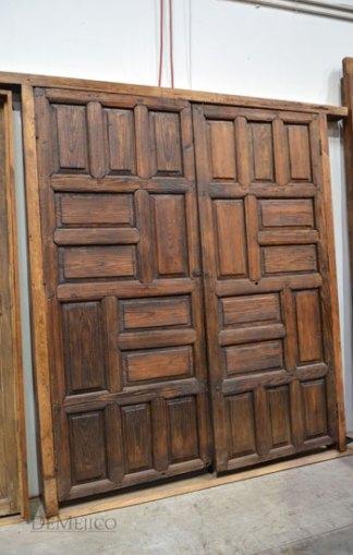 San Miguel Old Door, Original Old Door, Spanish Accent Door