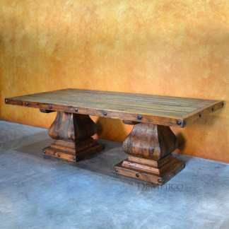 spanish style dining table