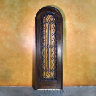Salamanca Spanish Pantry Door, Rustic Interior Doors