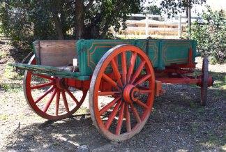 Green Antique Wagon, Mexican Antique, Antique John Deere Wagon, Antique Hay Wagon