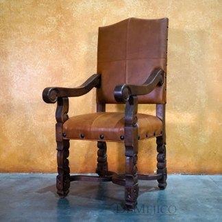 Spanish Chair, Hacienda Chair, Spanish Style Seating