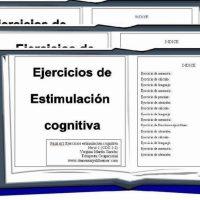 Cuaderno de ejercicios de estimulación cognitiva para personas sin deterioro cognitivo o deterioro leve (pdf)