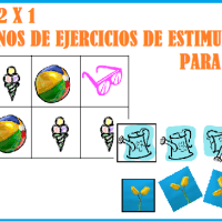 Oferta 2 X 1 (2 libros para VERANO ejercicios de estimulación cognitiva para personas sin deterioro, con deterioro leve y moderado)